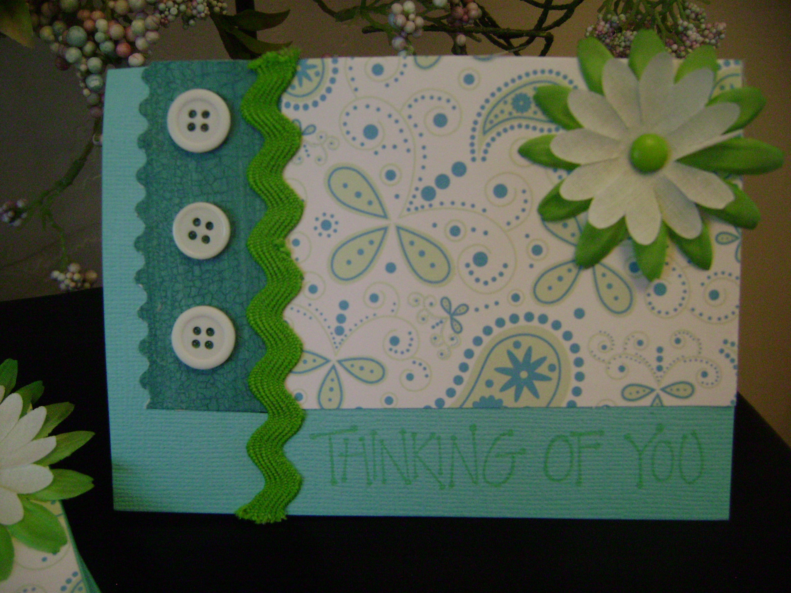 How To Make A Simple Greeting Card Without A Computer Craft