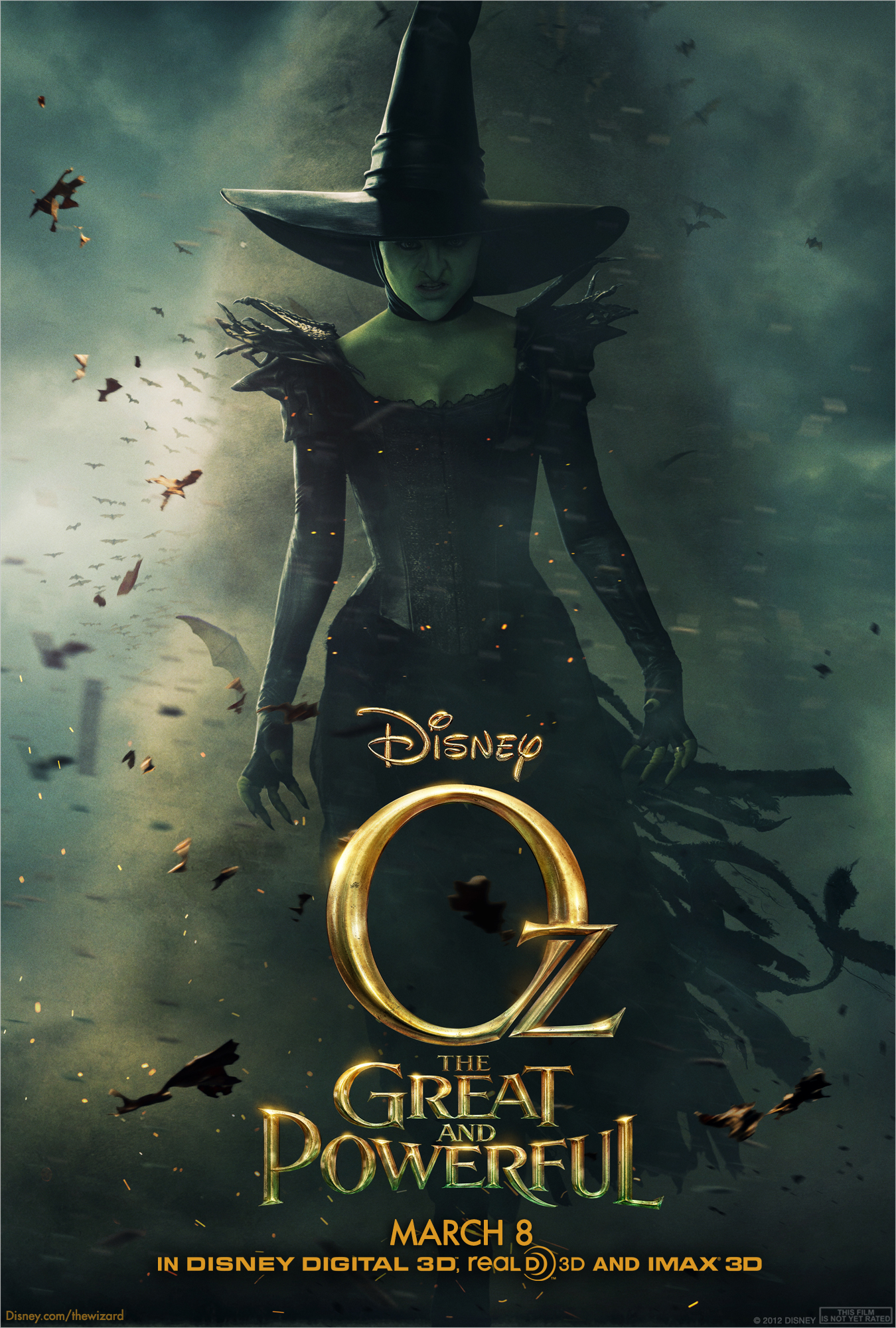 OZ The Great and Powerful – Movie Review