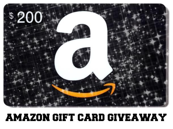 End of Summer Amazon Gift Card giveaway