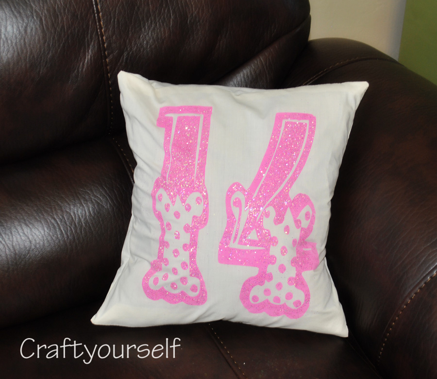 Valentine 14 pillow