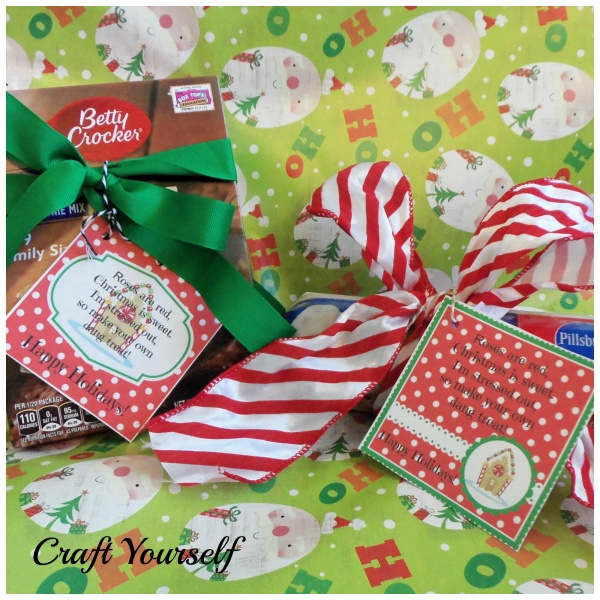 Quick easy christmas gift ideas series day 5 craft for Quick easy gift ideas