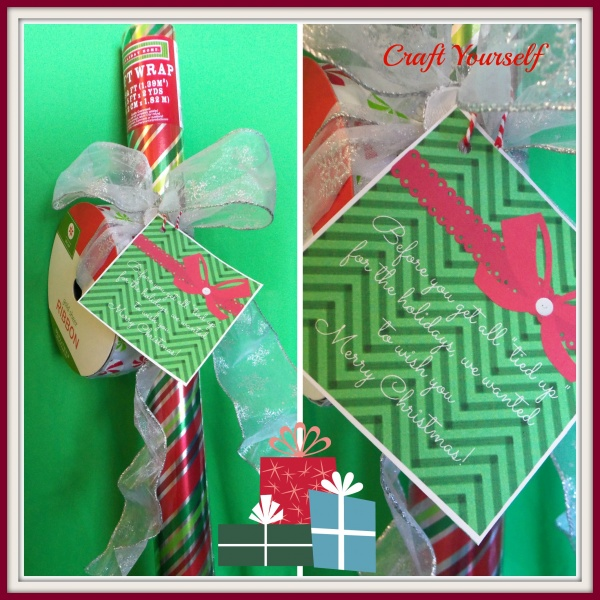 Quick easy christmas gift ideas series day 6 craft for Quick easy gift ideas