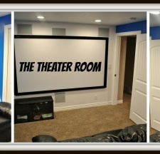 Theater room 1