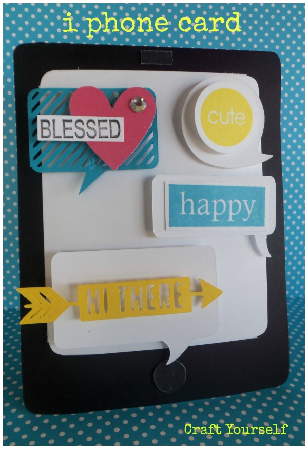 Iphone any occasion card