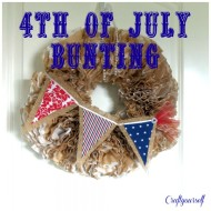 4th of July Bunting