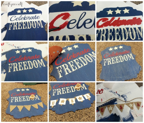 Celebrate Freedom banner