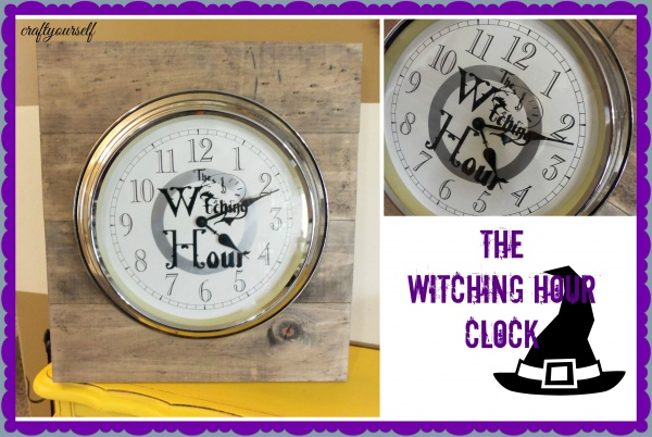 the witching hour clock