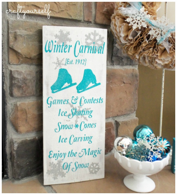 winter carnival board