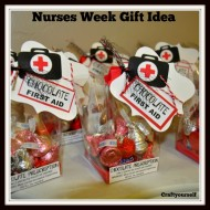 Chocolate First Aid – Nurses Gift Idea