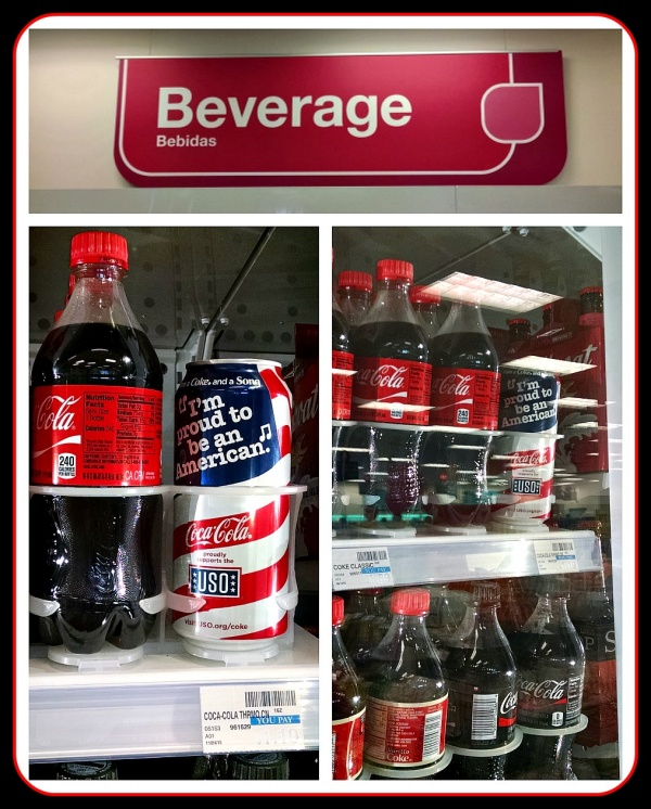 Coke CVS Pharmacy Cooler