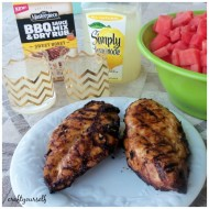 Tender Barbeque Chicken Marinade