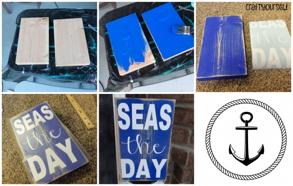 seas the day making