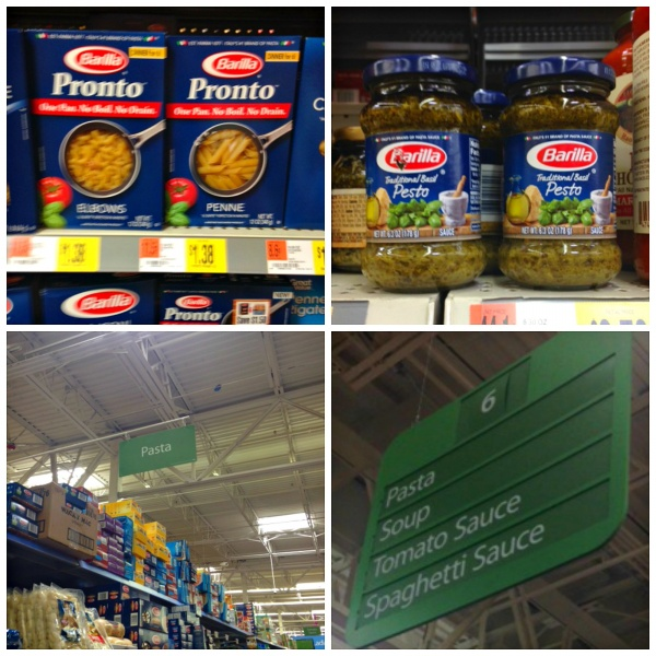 Barilla Pronto store photo