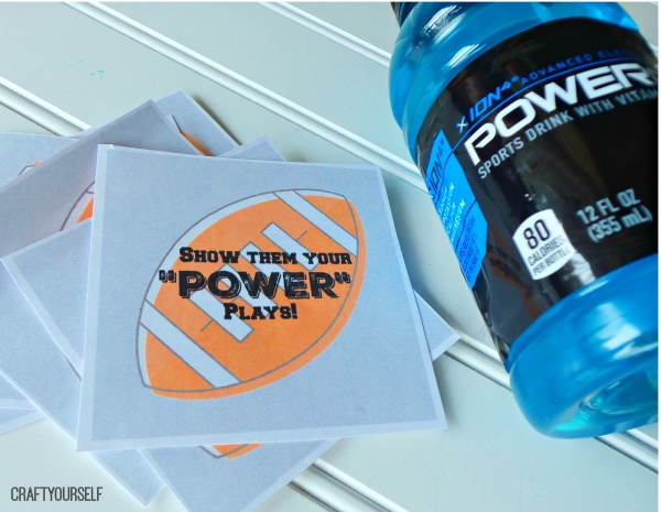 powerade power play tag