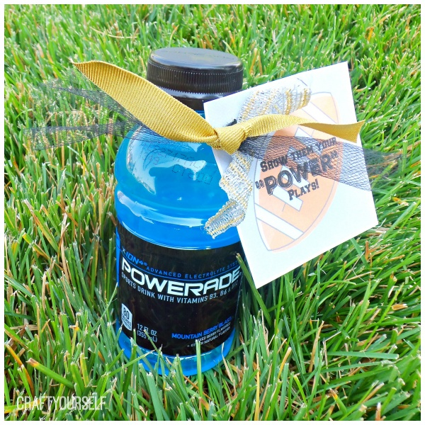 powerade with tag