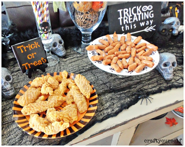 diy-halloween-plates-with-tyson-food