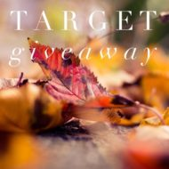 Holiday Target Giveaway