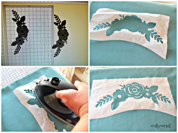pillow refresh stencil