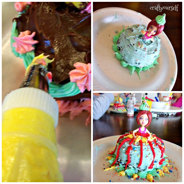 polly cakes decorate