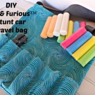DIY Fast & Furious™ Stunt Car Travel Bag
