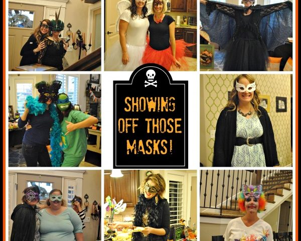 Annual Halloween party – Masquerade style 2016