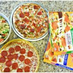 Tony's pre game pizza pasta dinner
