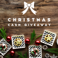 Enter to win our Christmas Cash Giveaway!