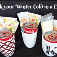 Kick your winter cold in a cup