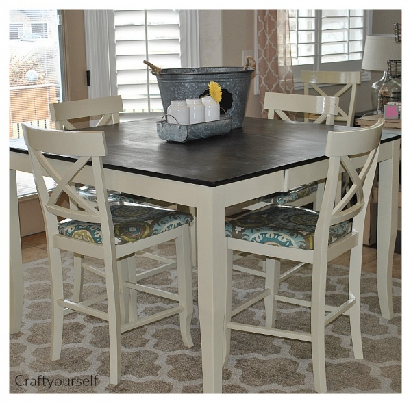 redo dining room table dining room table re do craft 3589