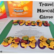 Travel Mancala Game time with Pepperidge Farm® Goldfish® crackers