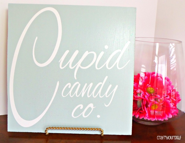 cupid candy co sign