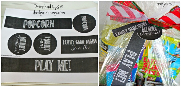 game night add tags
